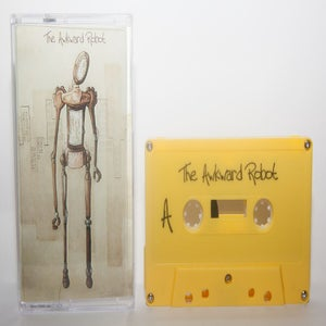 Image of The Awkward Robot - EP Cassette