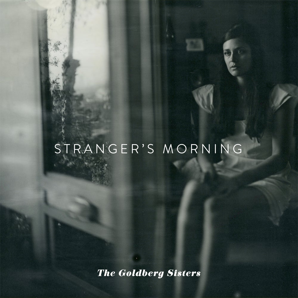 """Image of NEW! Autographed The Goldberg Sisters  """"Stranger's Morning"""" CD"""