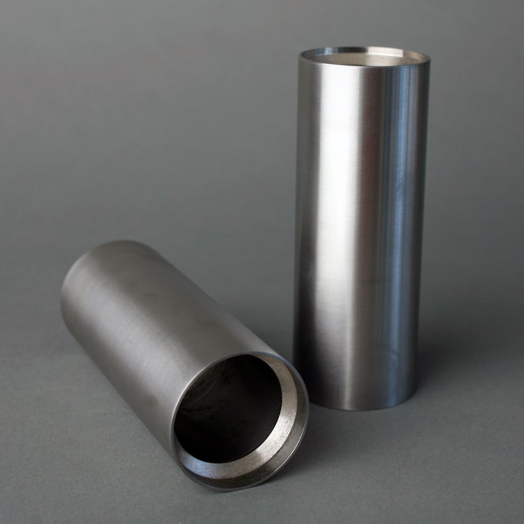 Solid Aluminum Pipe : Solid bikes — quot integrated head tube straight od