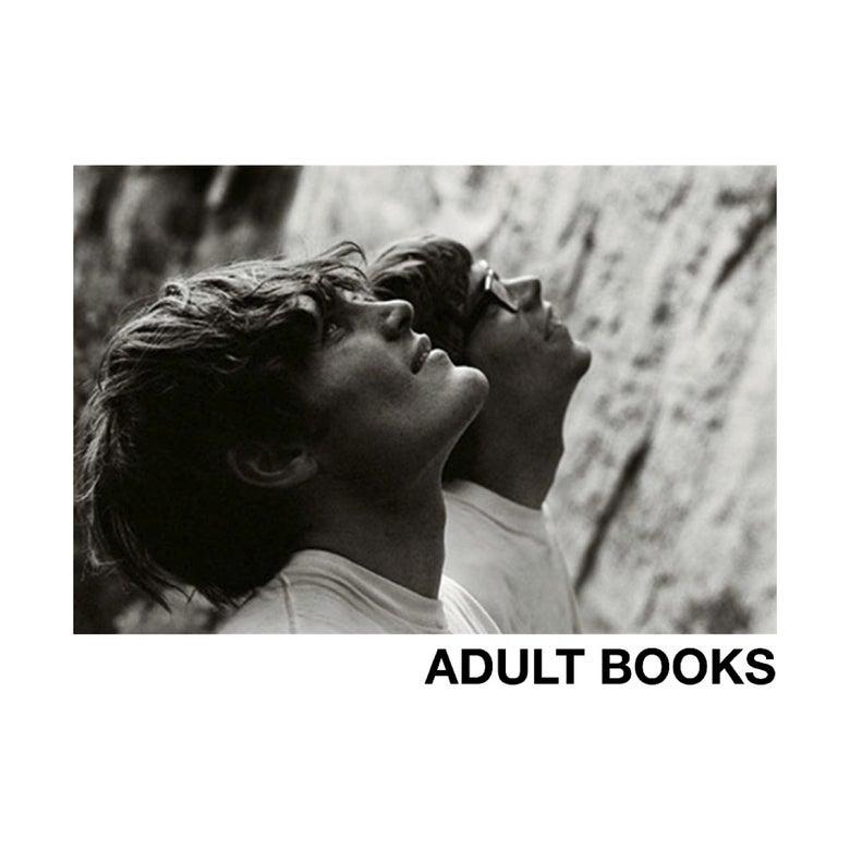 "Image of ADULT BOOKS S/T 7"" VIT033"