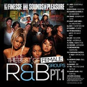 Image of FEMALE R&B GROUPS MIX VOL. 1