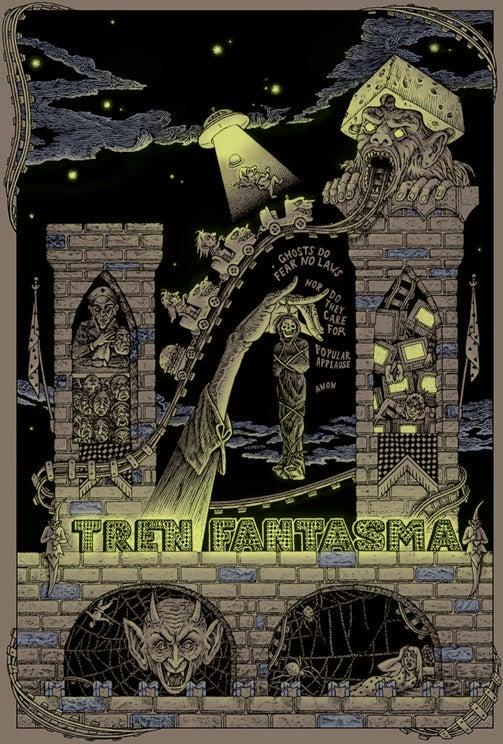 Image of  Tren Fantasma: Train of Thought