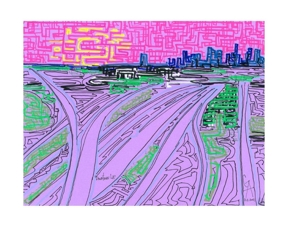 Image of Downtown LA