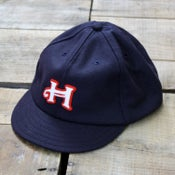 Image of Navy HBBC hat