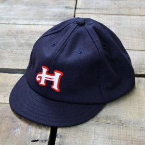 Image of Navy HBBC hat