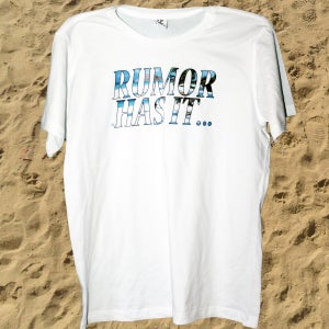 Image of  Classic Beach Print T