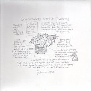 """Image of Original Rendering: """"Enduring"""""""