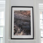 "Image of ""At Sunset"" - 25x25 in. Framed Print (Single Edition)"