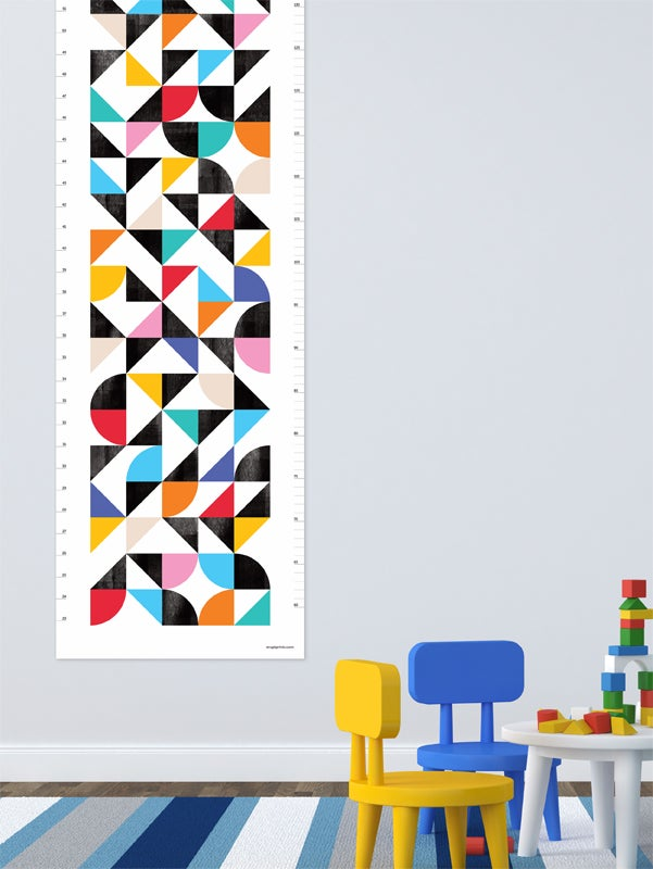 Image of Growth Chart - Organised Confusion