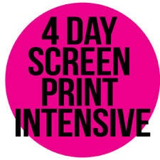Image of 4 DAY SCREEN INTENSIVE. Mon.14th April - Fri.17th April. 2014. PLACES AVAILABLE