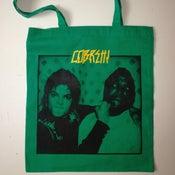 Image of T&M tote bag