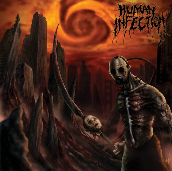 Image of HUMAN INFECTION - Infest To Ingest