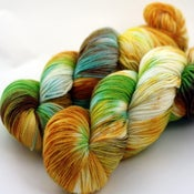 Image of Pina Colada - Superwash Merino/Nylon Sock Yarn
