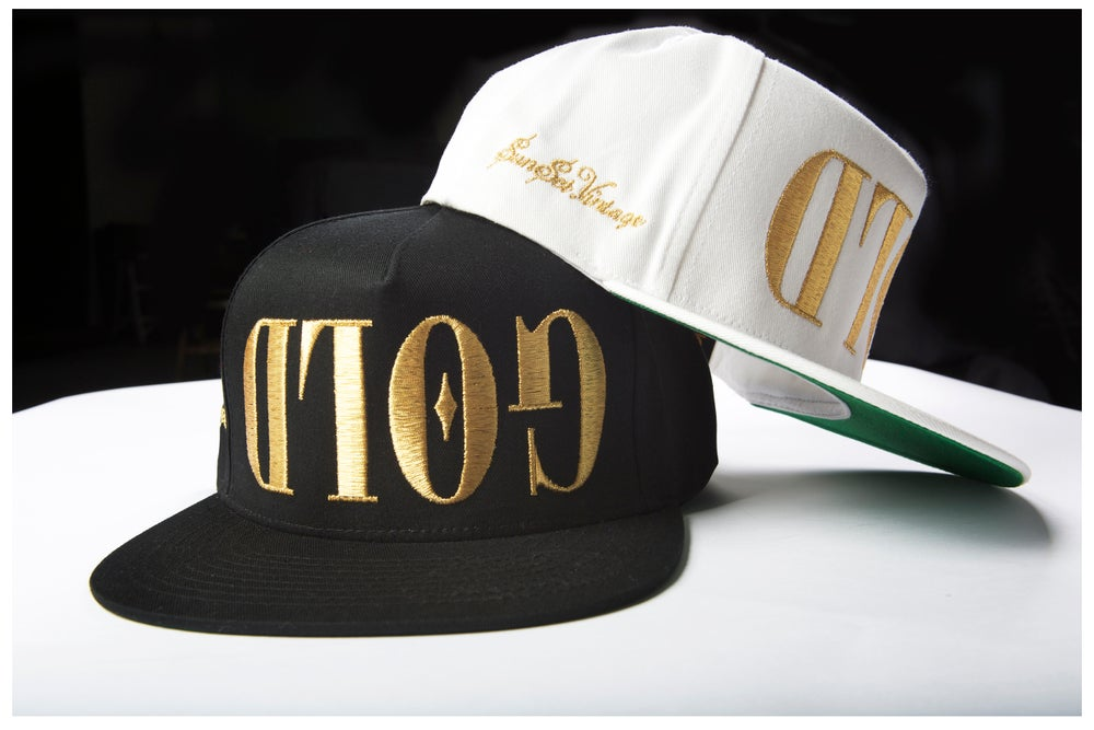 Image of GOLD Snapback