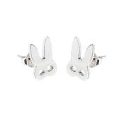 Boucles d'oreilles lapin - Felicie Aussi