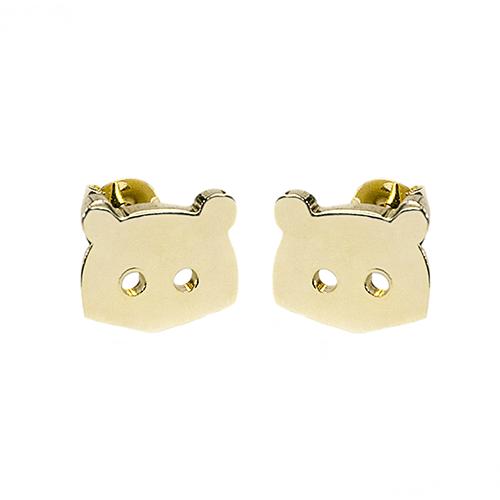 Boucles d'oreilles ours - Felicie Aussi