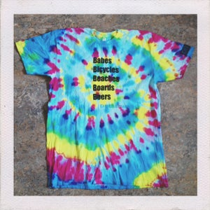 Image of Psychedelic Summer Essentials Tee