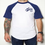 Image of BALLPARK 2-WHITE/NAVY