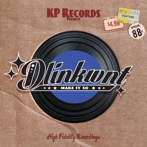 Image of MAKE IT SO - Dlinkwnt CD (EP)