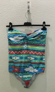 Image of Pattern Two Bodysuit