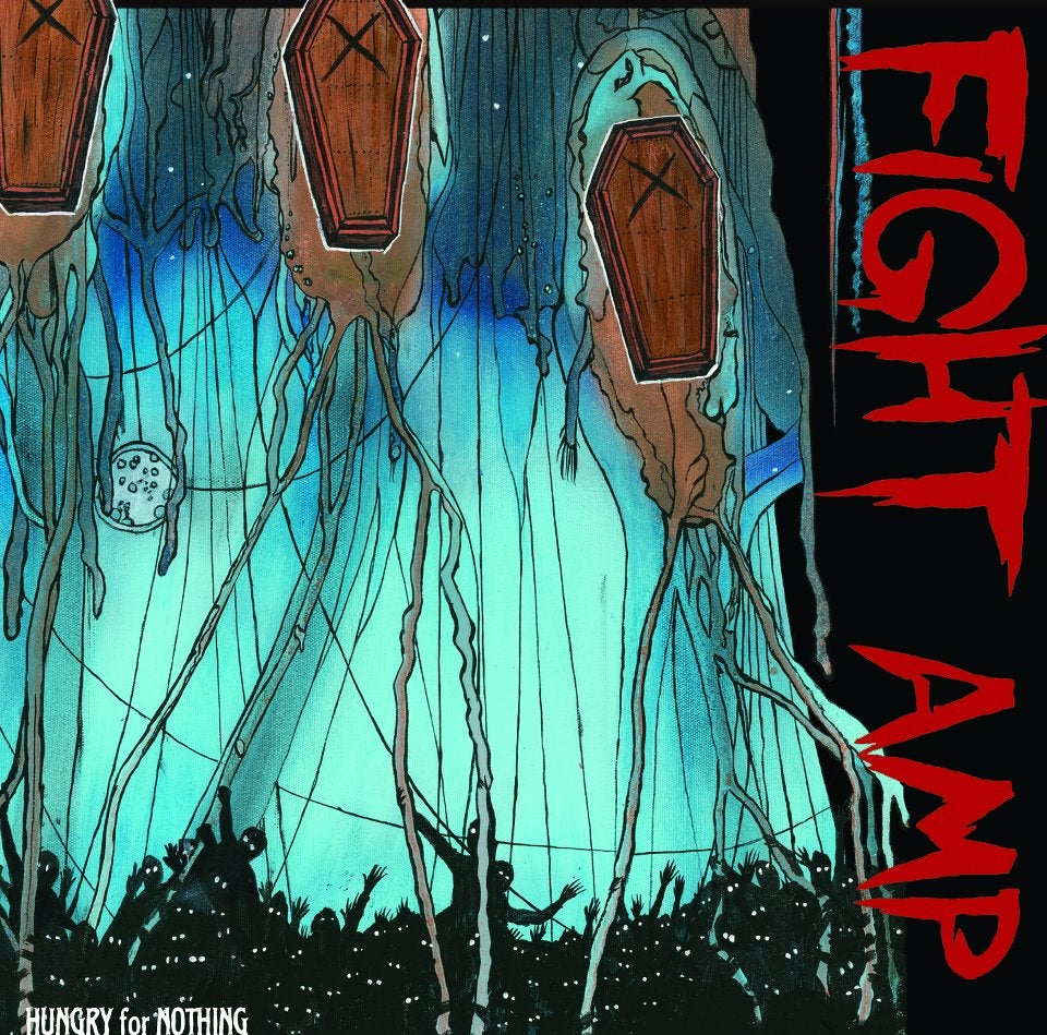 Image of Fight Amp - Hungry For Nothing CD