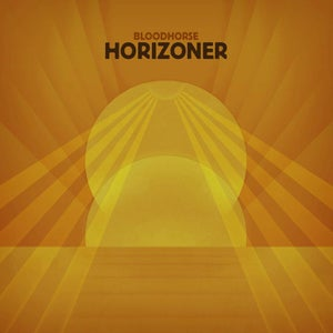 Image of Bloodhorse - Horizoner CD