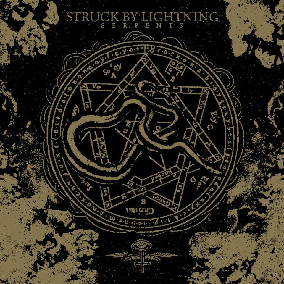 Image of Struck By Lightning - Serpents CD