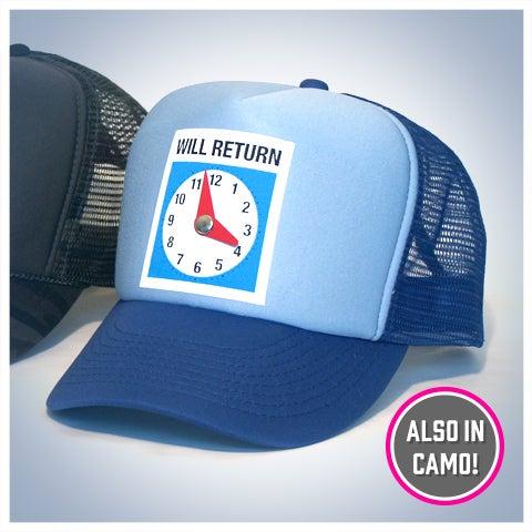 Image of Will Return Hat