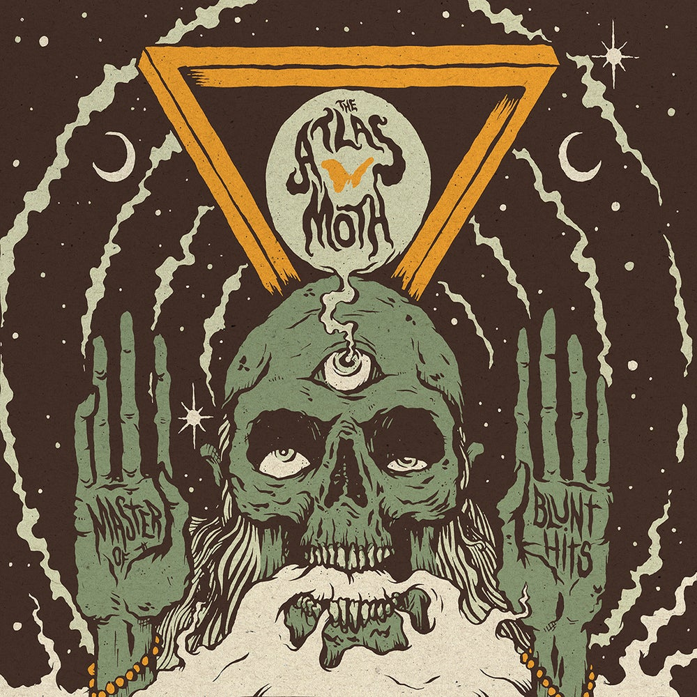 Image of The Atlas Moth - Master of Blunt Hits LP - PREORDER
