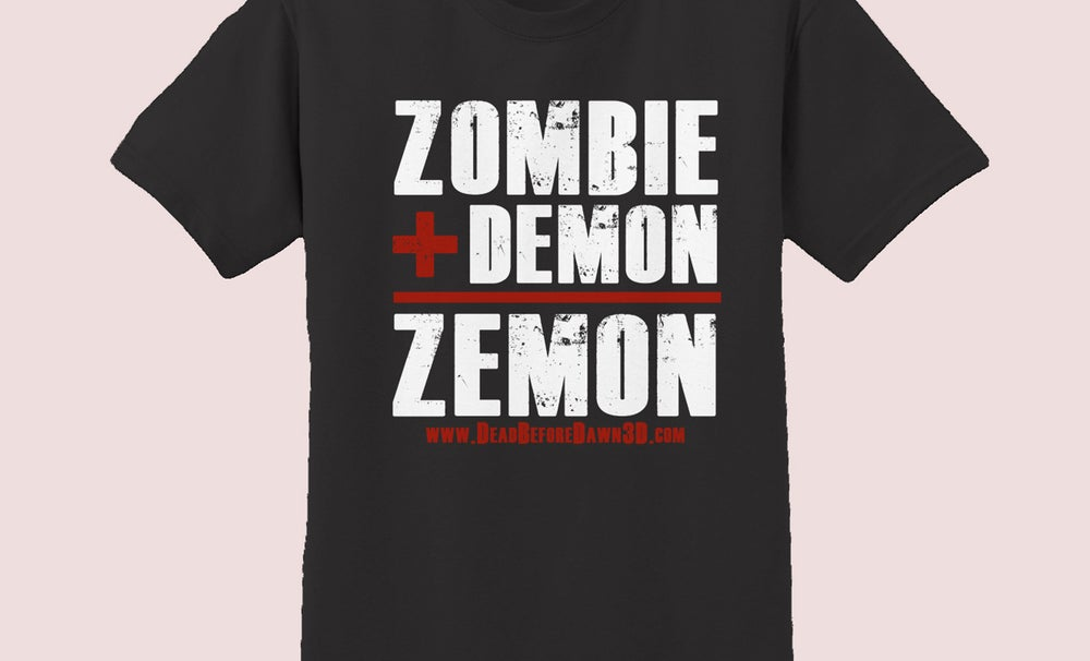 Image of Zombie + Demon = Zemon