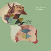 Image of Blood Relatives - Deerheart (CD Album)