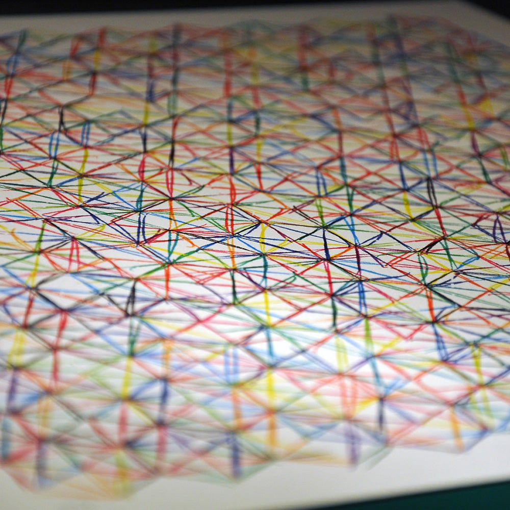 Image of Cuben Scribble