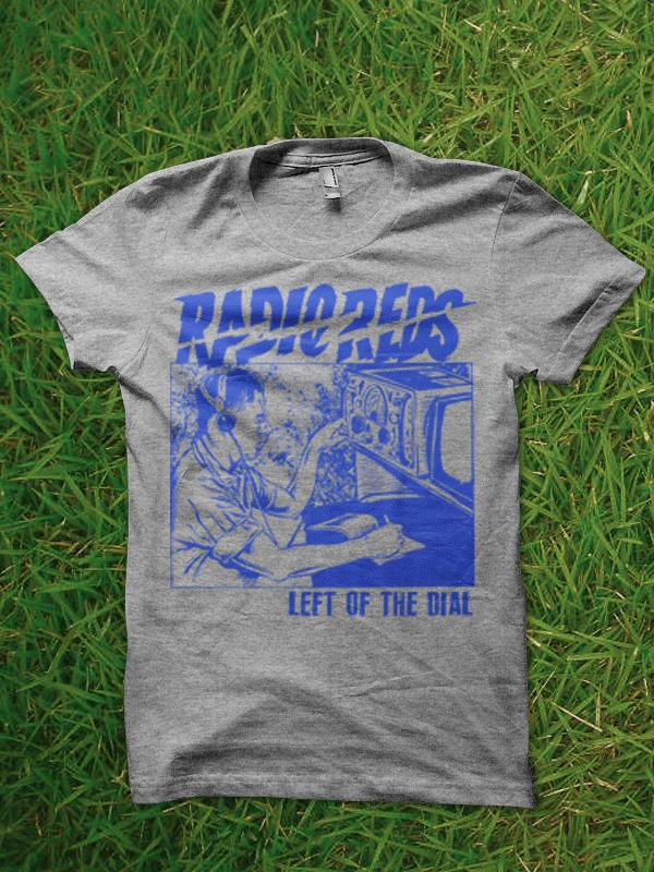 """Image of LIMITED """"Left of the Dial"""" Tee"""