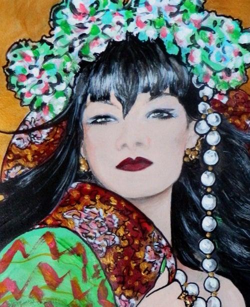Image of Oriental Beauty