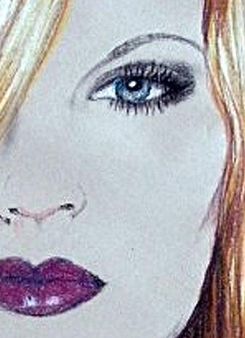 Image of Blue Eyes