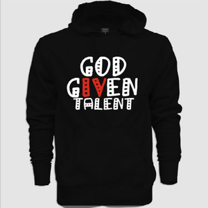 "Image of ""God Given Talent"" - Hoodie"