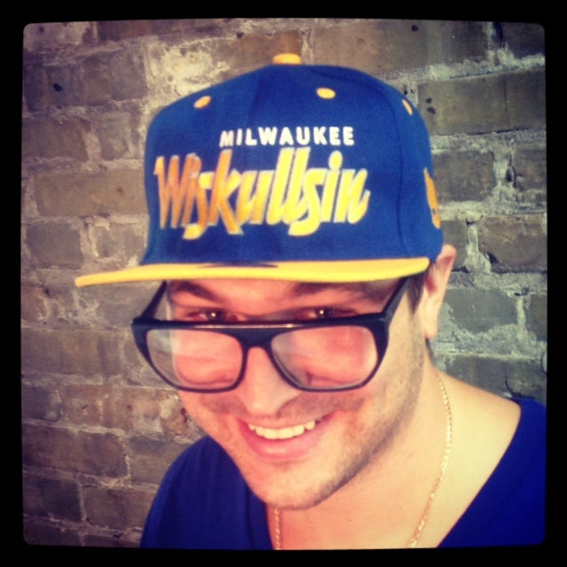Image of The Blue Snapback