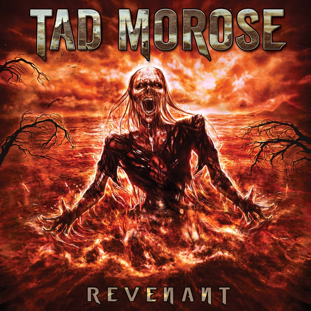 Image of Tad Morose - Revenant [CD]