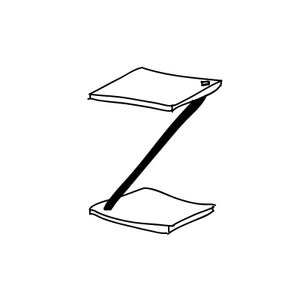 Image of Zag Zig Table