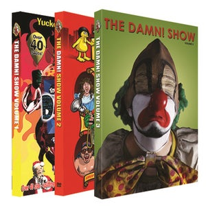 Image of The DAMN! Show Trilogy