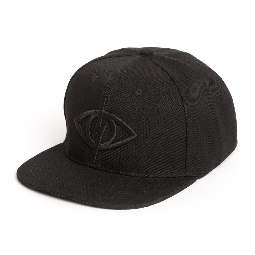 Image of THIRD EYE SNAPBACK [ blk ]