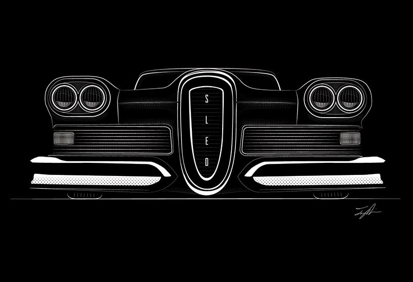 Image of The Edsel Project poster