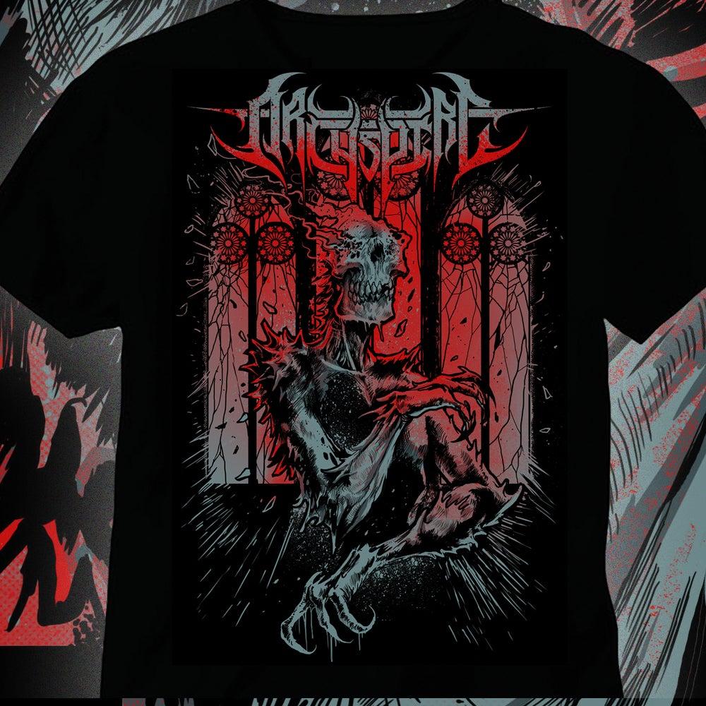 Image of Grindesign Scream Feeding Shirt