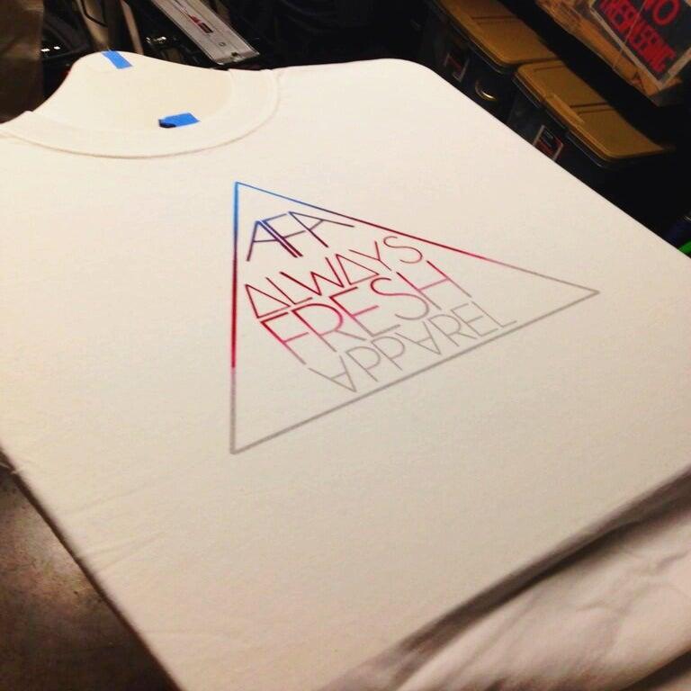 Image of AFA Logo T-Shirt!