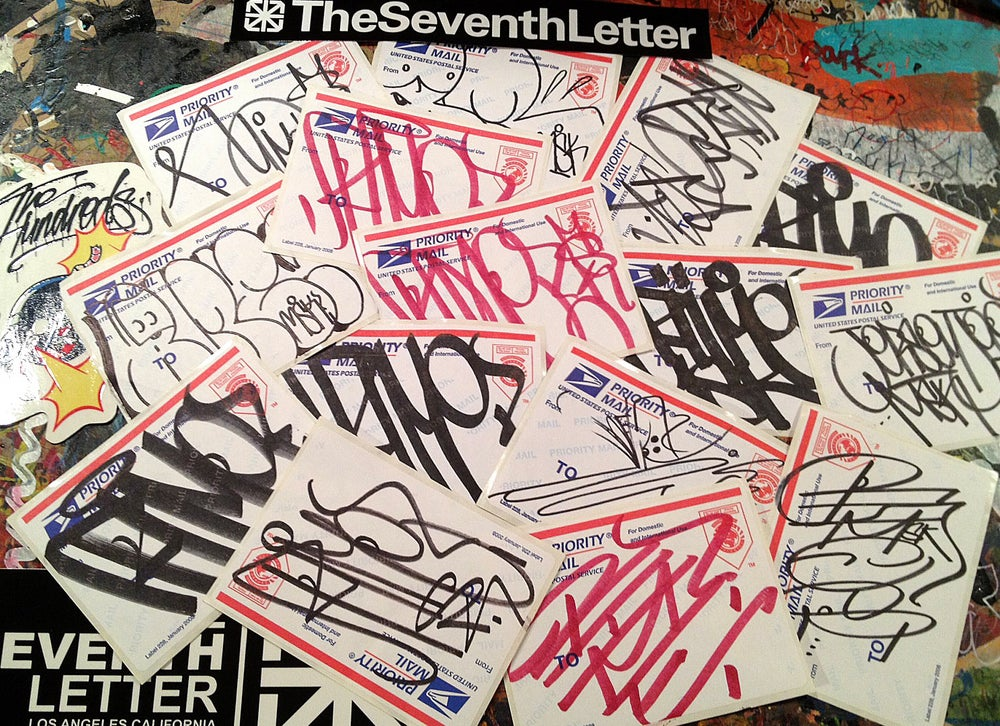 Image of *Limited Time* ASSORTED STICKER PACK
