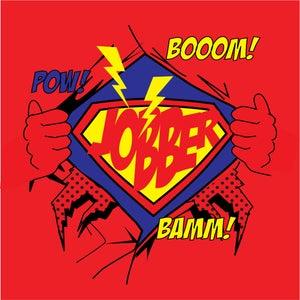 Image of SUPER JOBBER!!! T-SHIRT!!!!