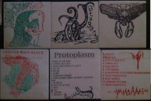 Image of Miscellaneous Yatagarasu CDs