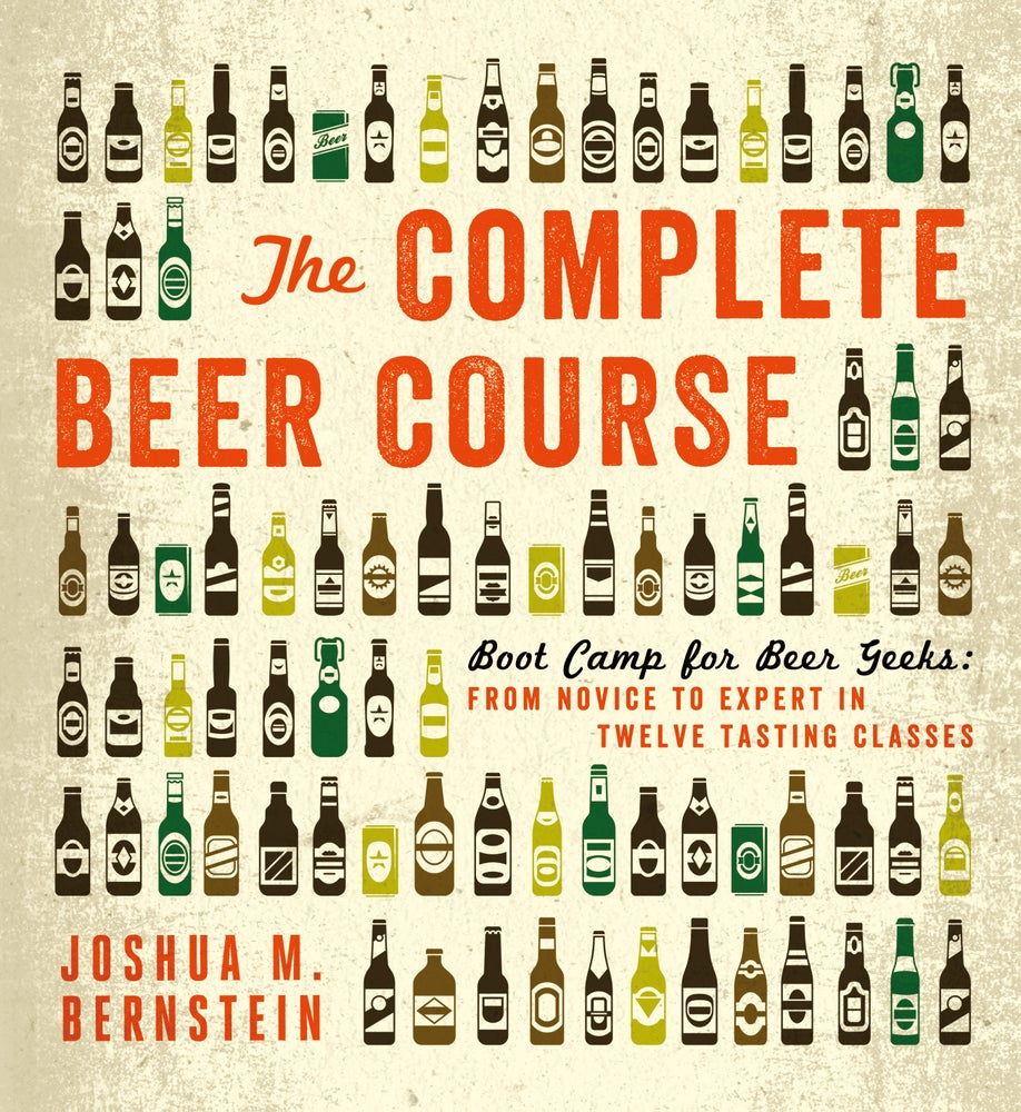 Image of The Complete Beer Course—Autographed Copy