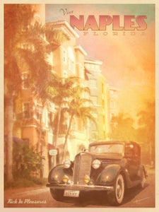 Image of Rich In Pleasures | Travel Posters