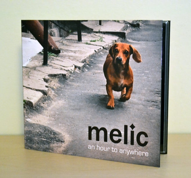 Image of Melic - An Hour to Anywhere